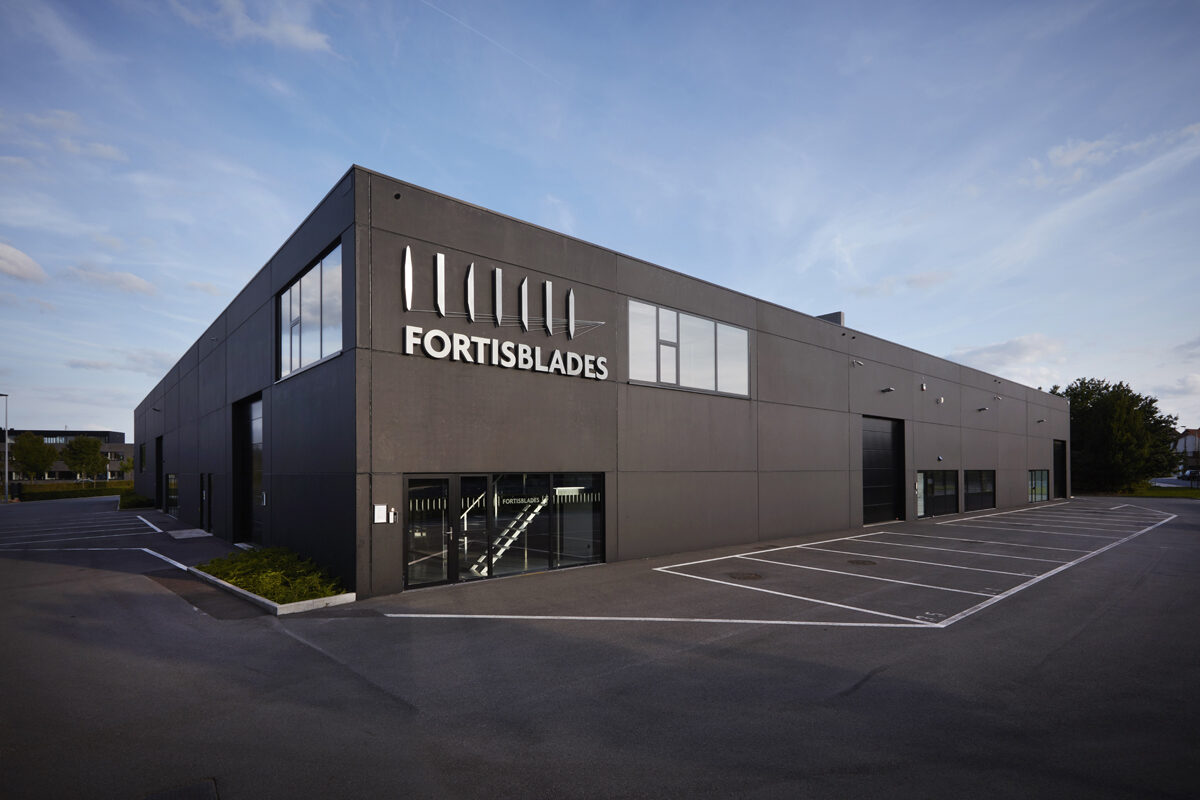 Fortiblades headquarters